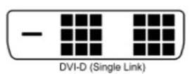 DVI-D(single link)